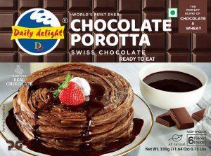 Daily Delight Chocolate Porotta