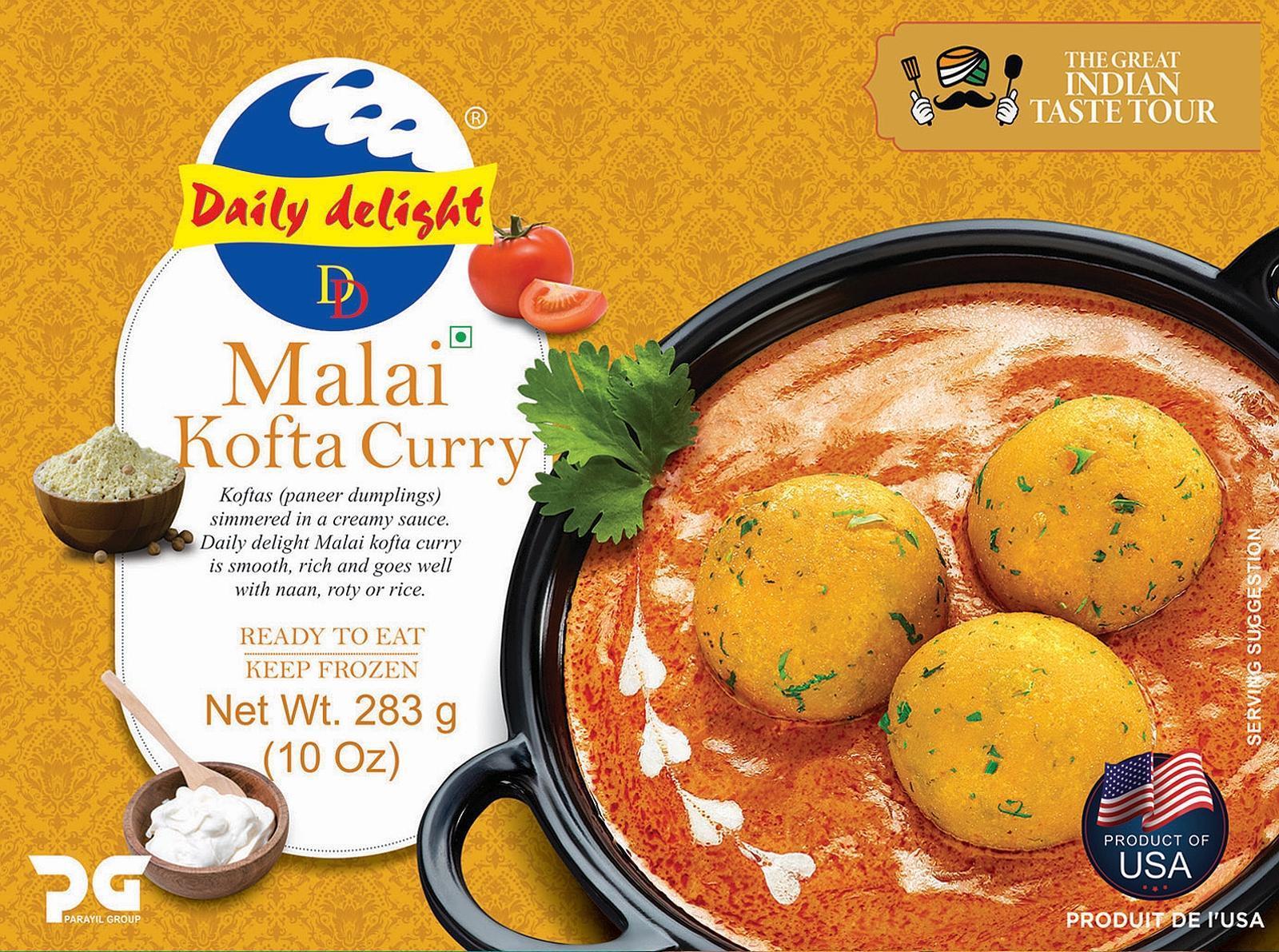 Daily Delight Malai Kofta Curry