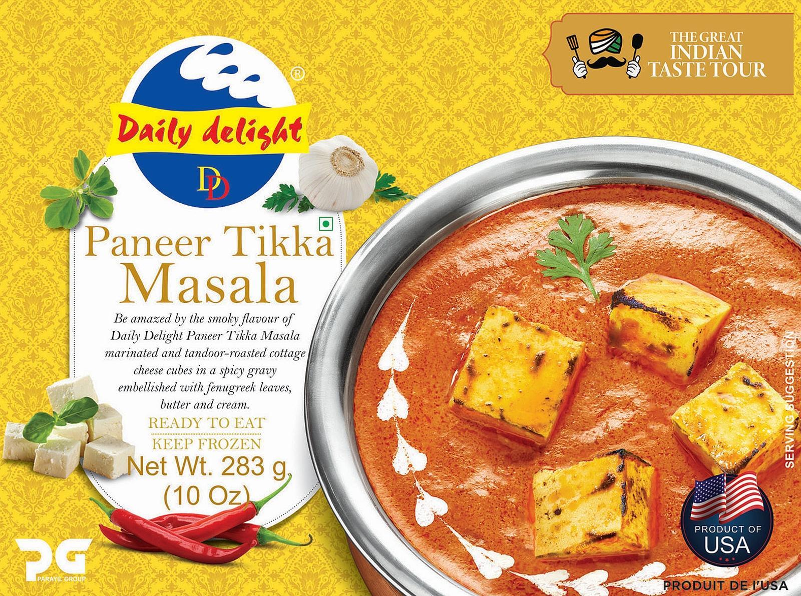 Daily Delight Paneer Tikka Masala