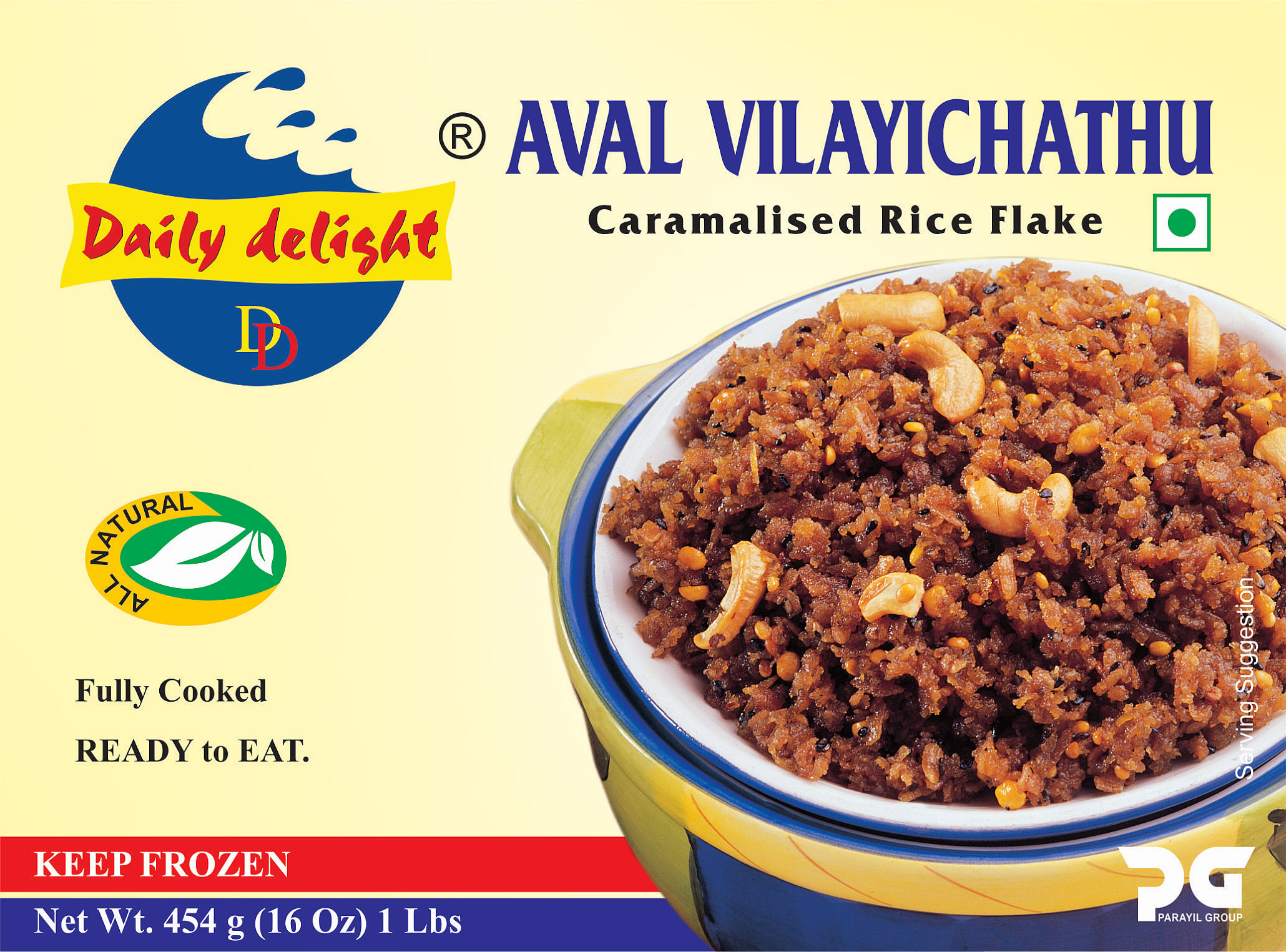 Daily Delight Aval Vilayichathu