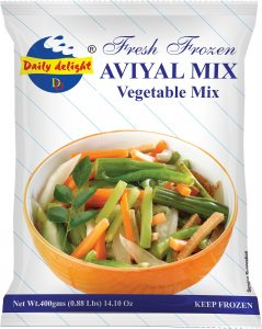 Daily Delight Aviyal Mix