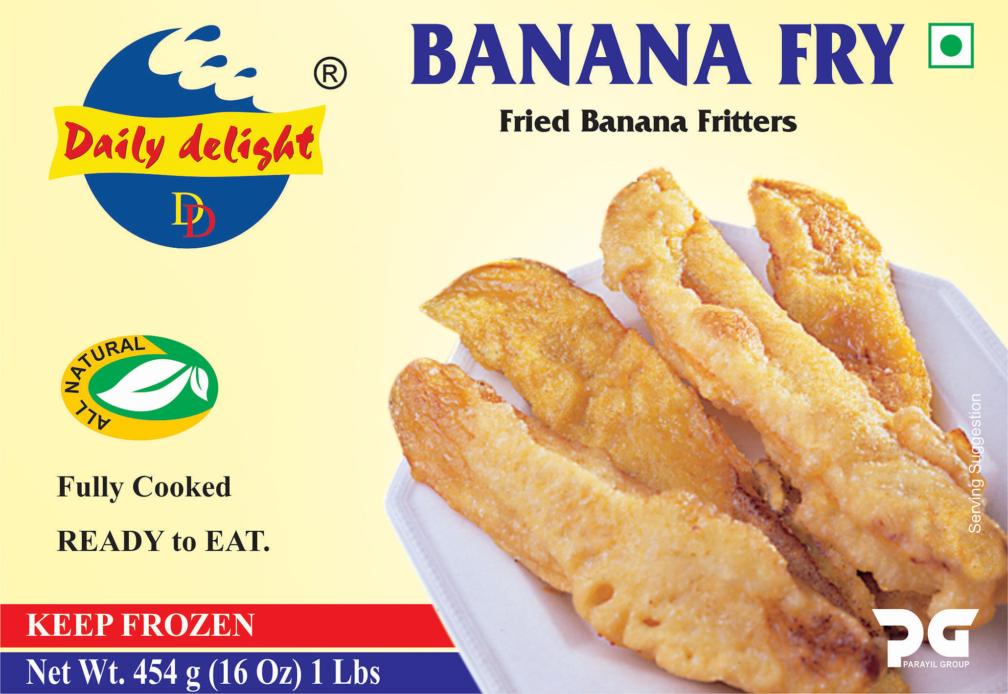Daily Delight Banana Fry