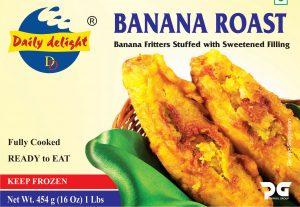 Daily Delight Banana Roast