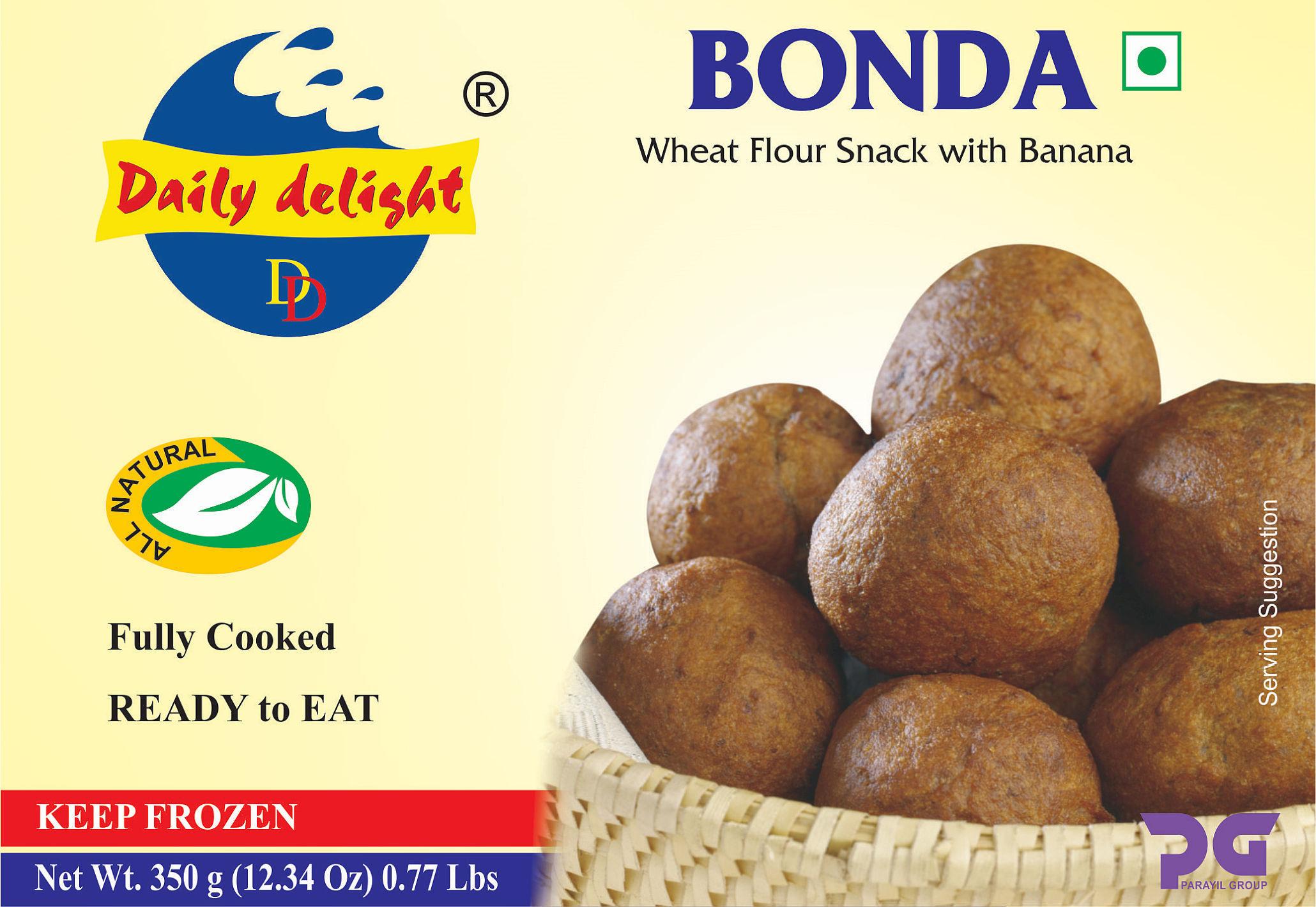 Daily Delight Bonda