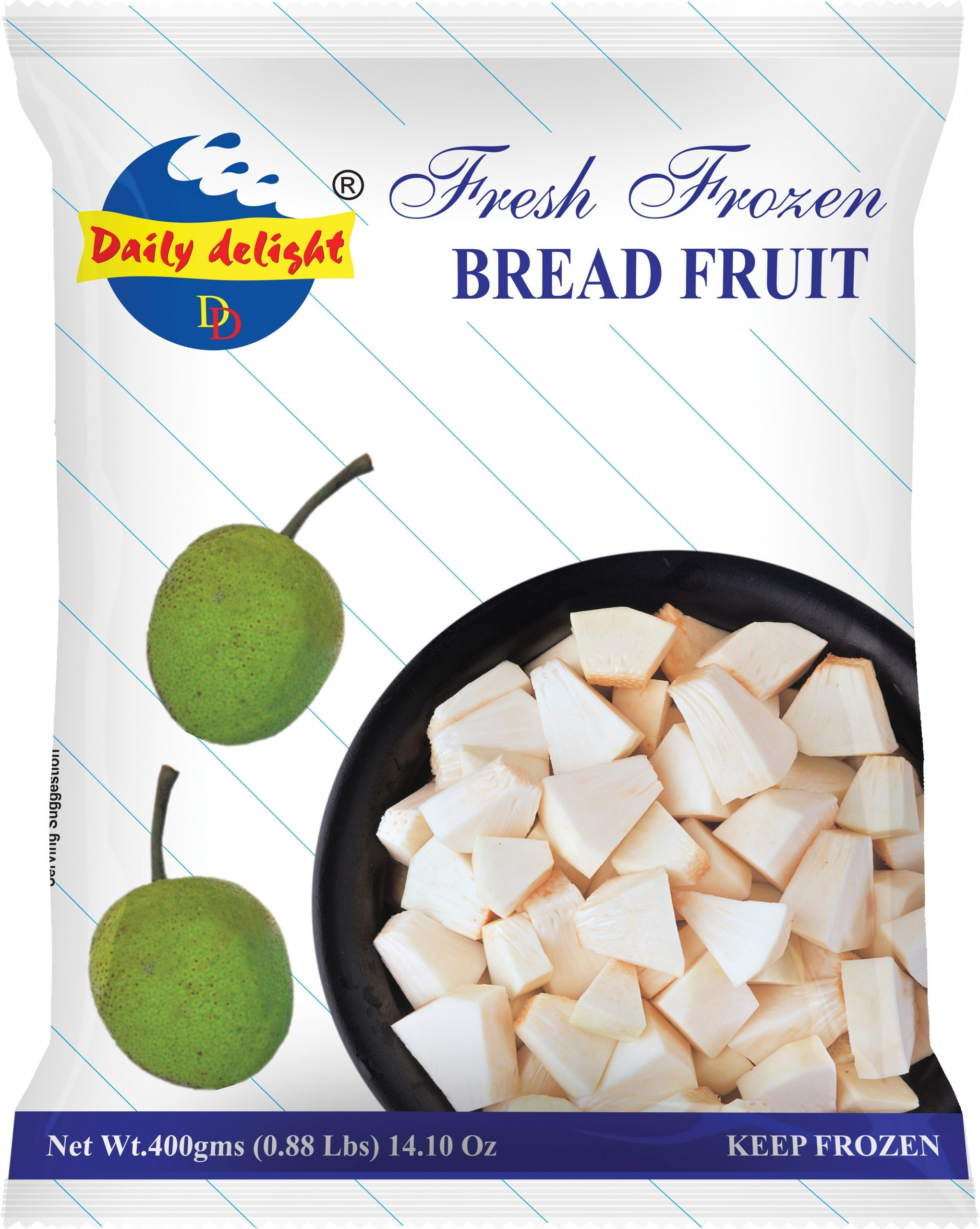 Daily Delight Bread Fruit