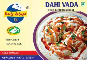 Daily Delight Dahi Vada