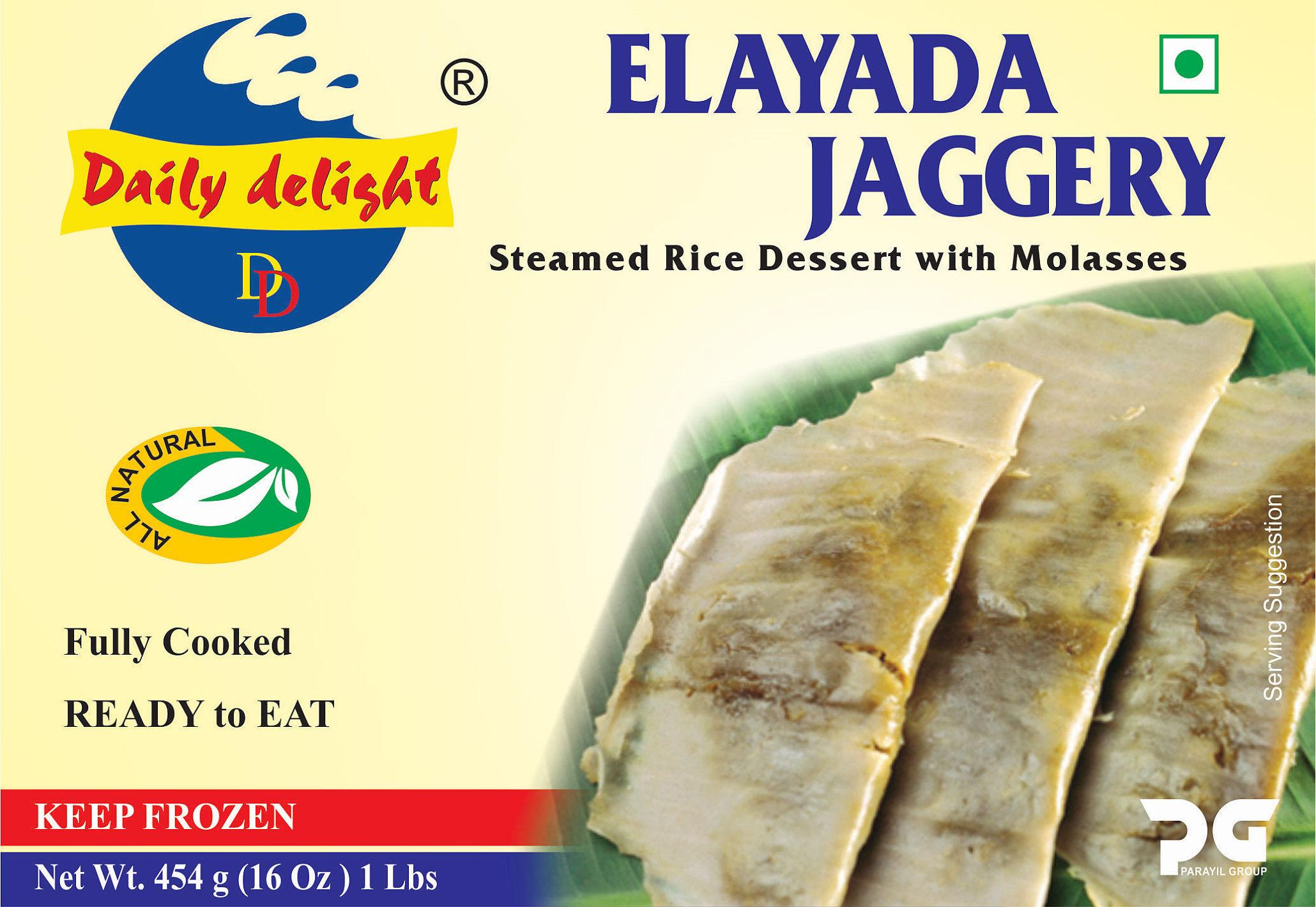 Daily Delight Elayada Jaggery