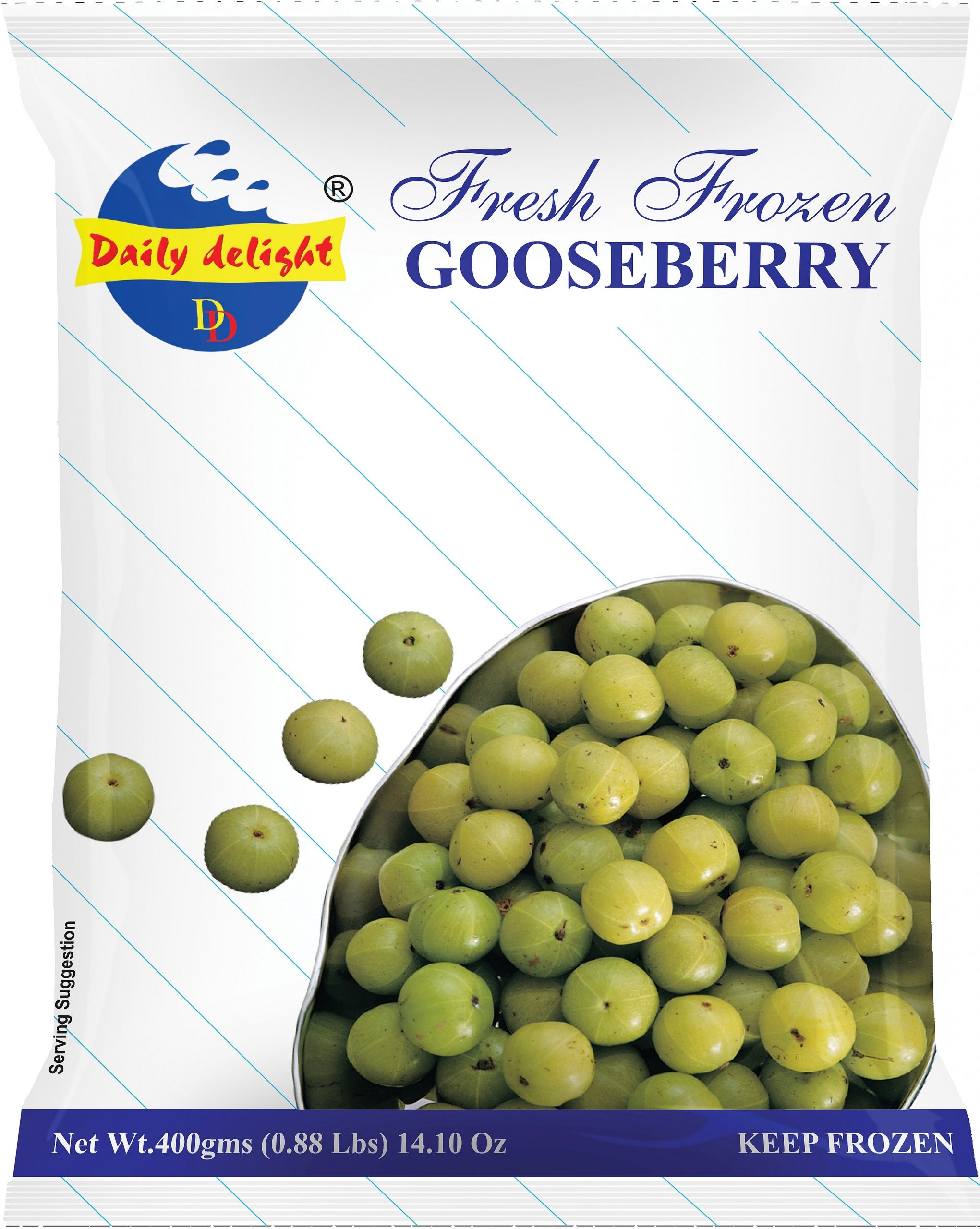 Daily Delight Gooseberry