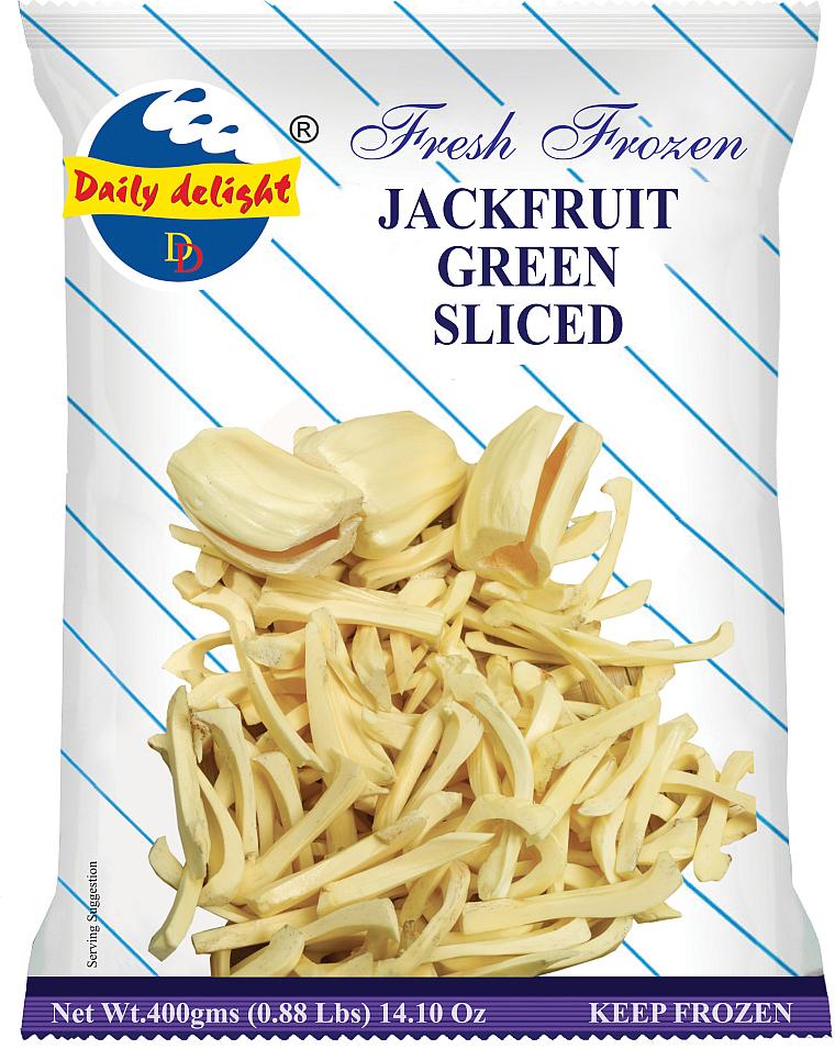 Daily Delight Jackfruit Green Sliced