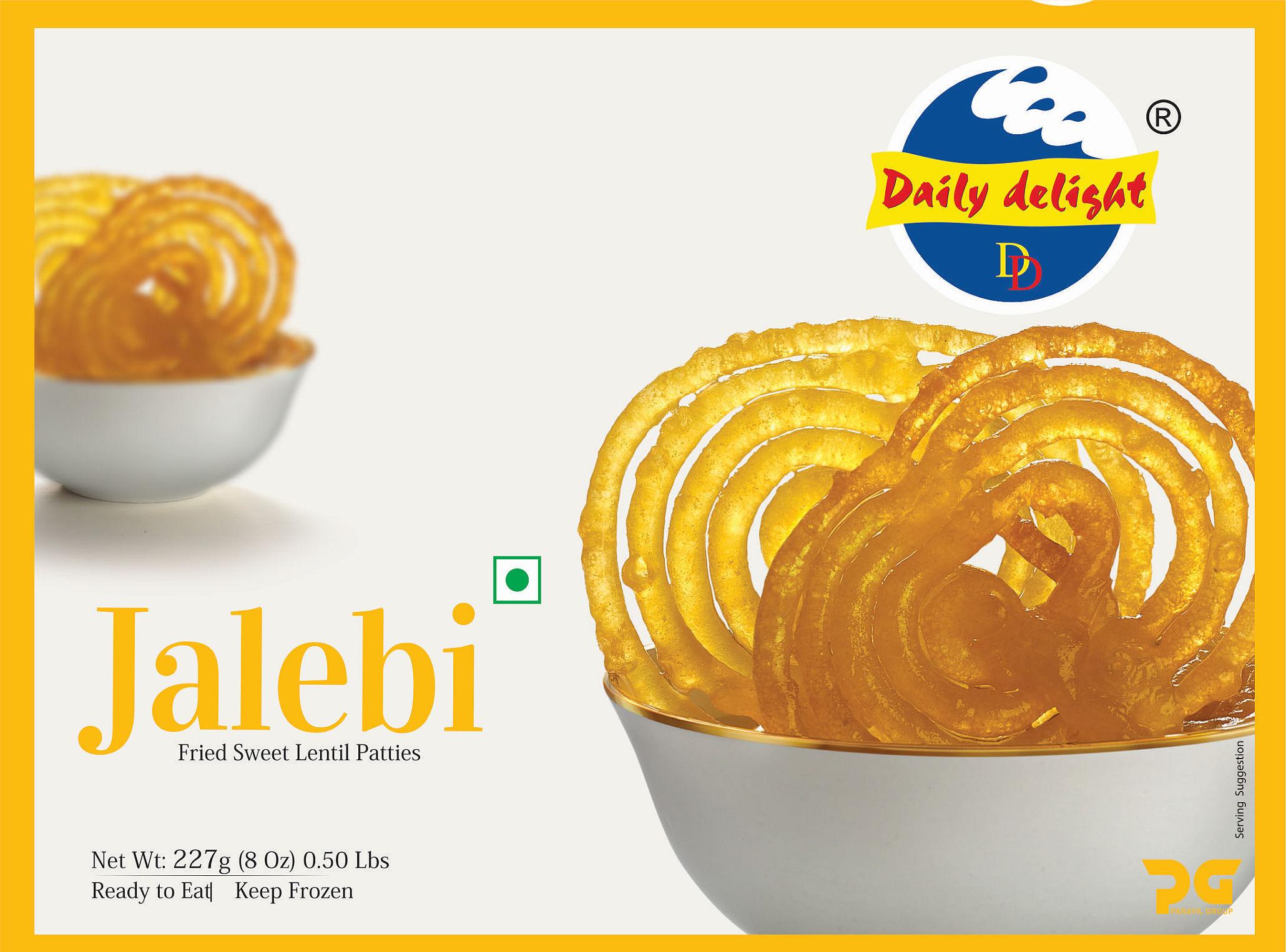 Daily Delight Jalebi Yellow