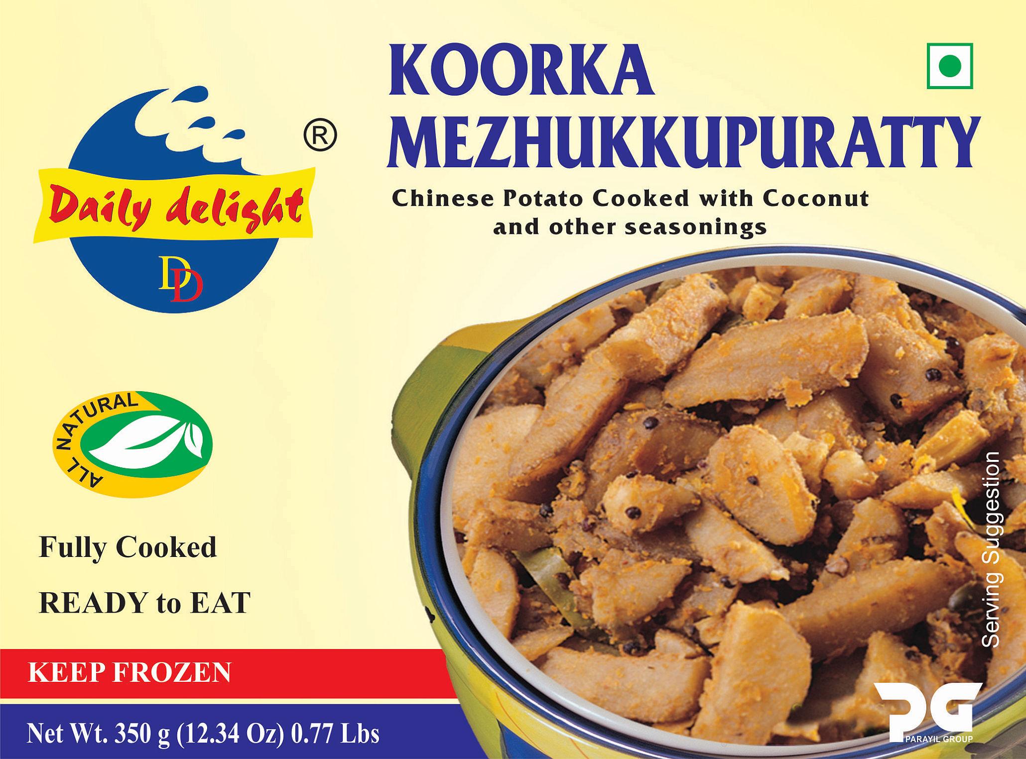 Daily Delight Koorka Mezhukkupuratty