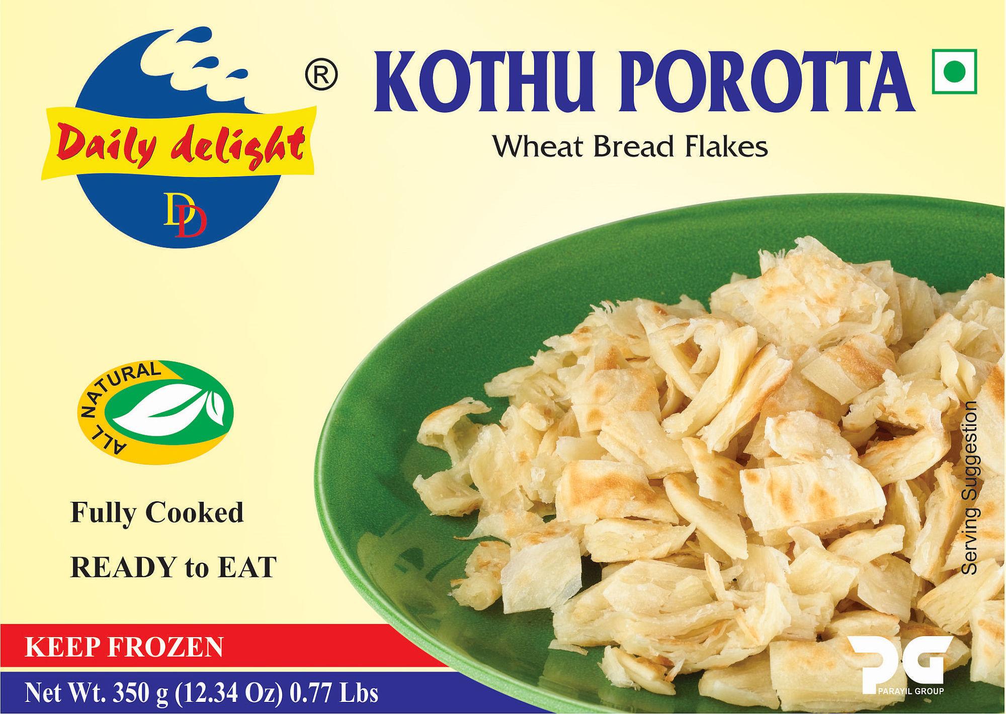 Daily Delight Kothu Porotta