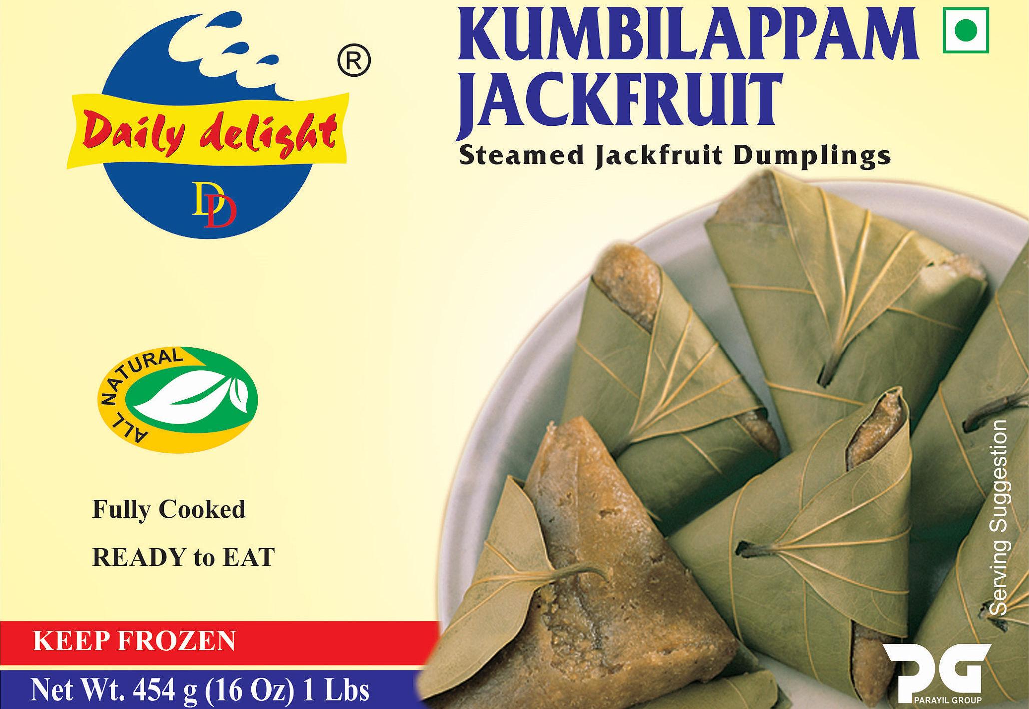 Daily Delight Kumbilappam Jackfruit