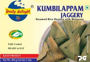 Daily Delight Kumbilappam Jaggery