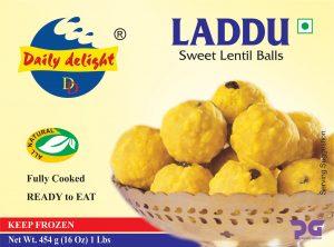 Daily Delight Laddu