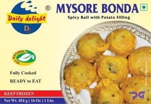 Daily Delight Mysore Bonda