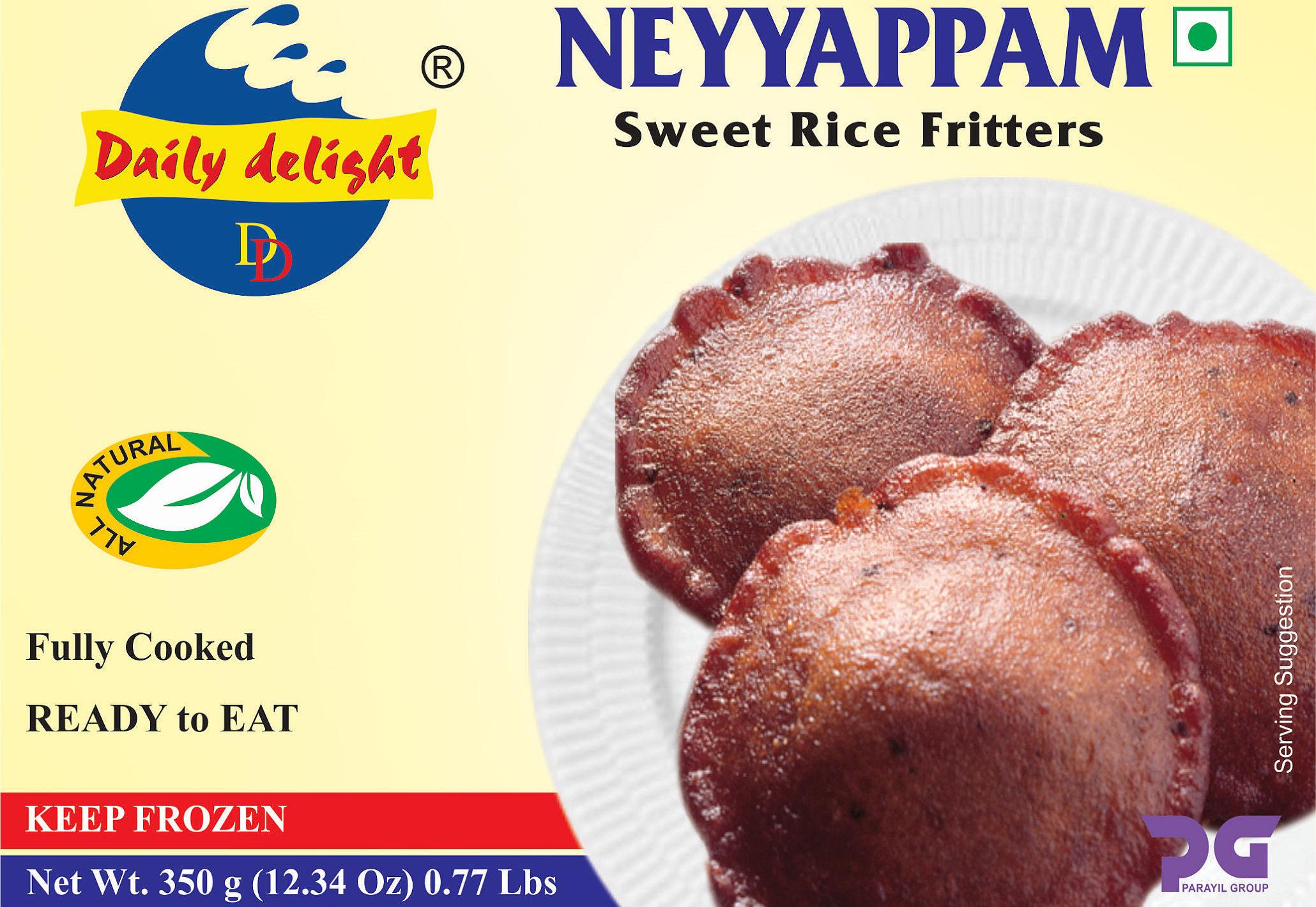 Daily Delight Neyyappam