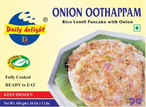Daily Delight Onion Oothappam