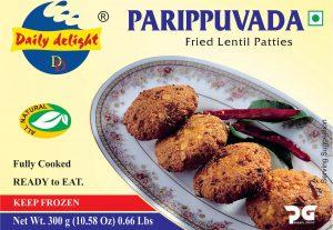 Daily Delight Parippu Vada
