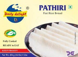 Daily Delight Pathiri