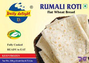 Daily Delight Rumali Roti