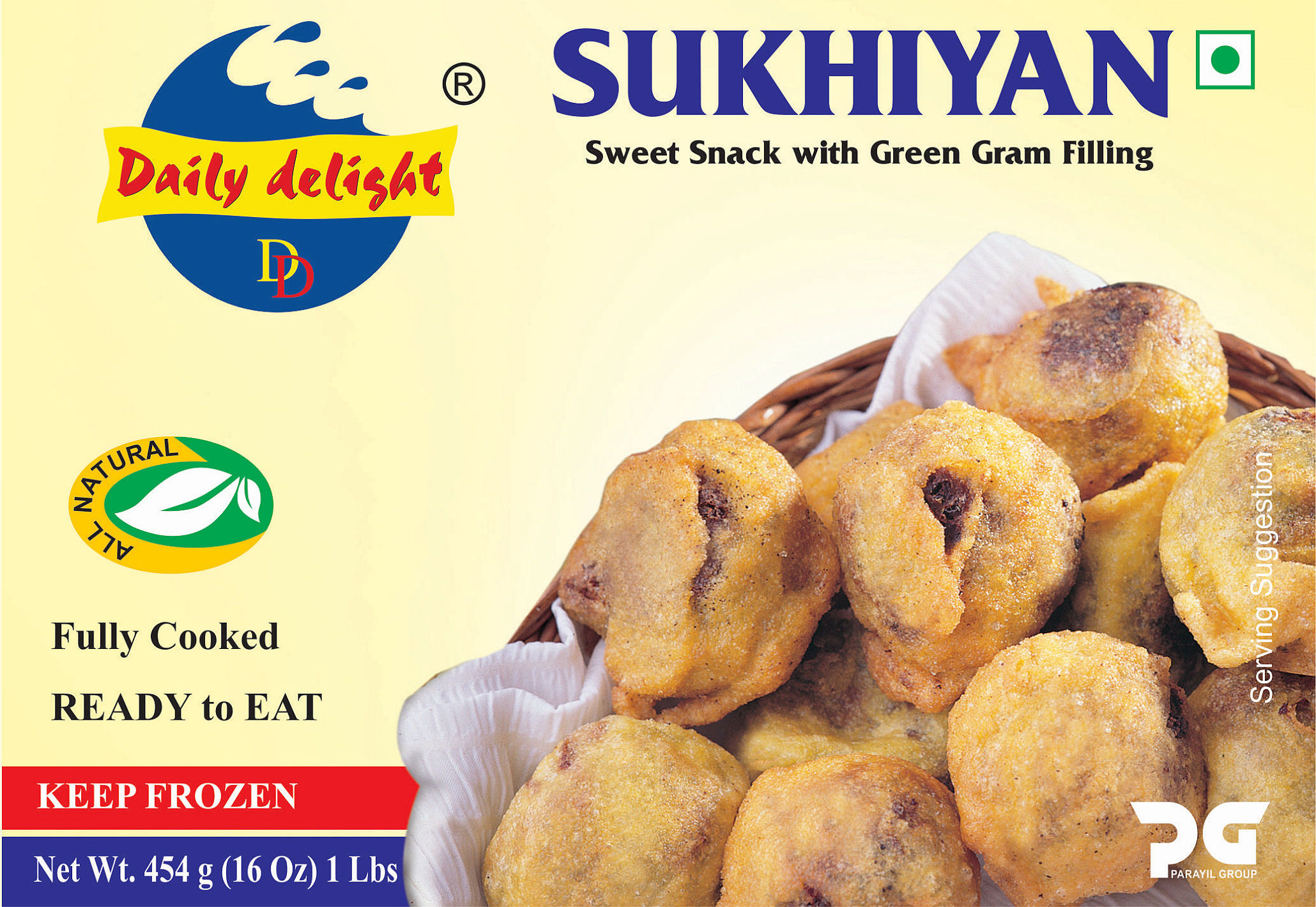 Daily Delight Sukhiyan