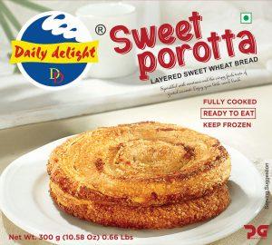 Daily Delight Sweet Porotta