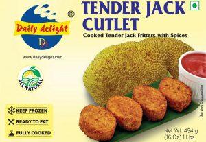 Daily Delight Tender Jack Cutlet