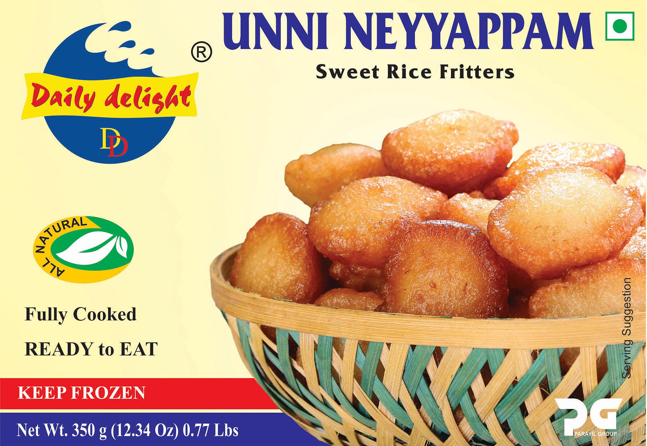 Daily Delight Unni Neyyappam