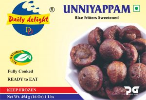 Daily Delight Unniyappam