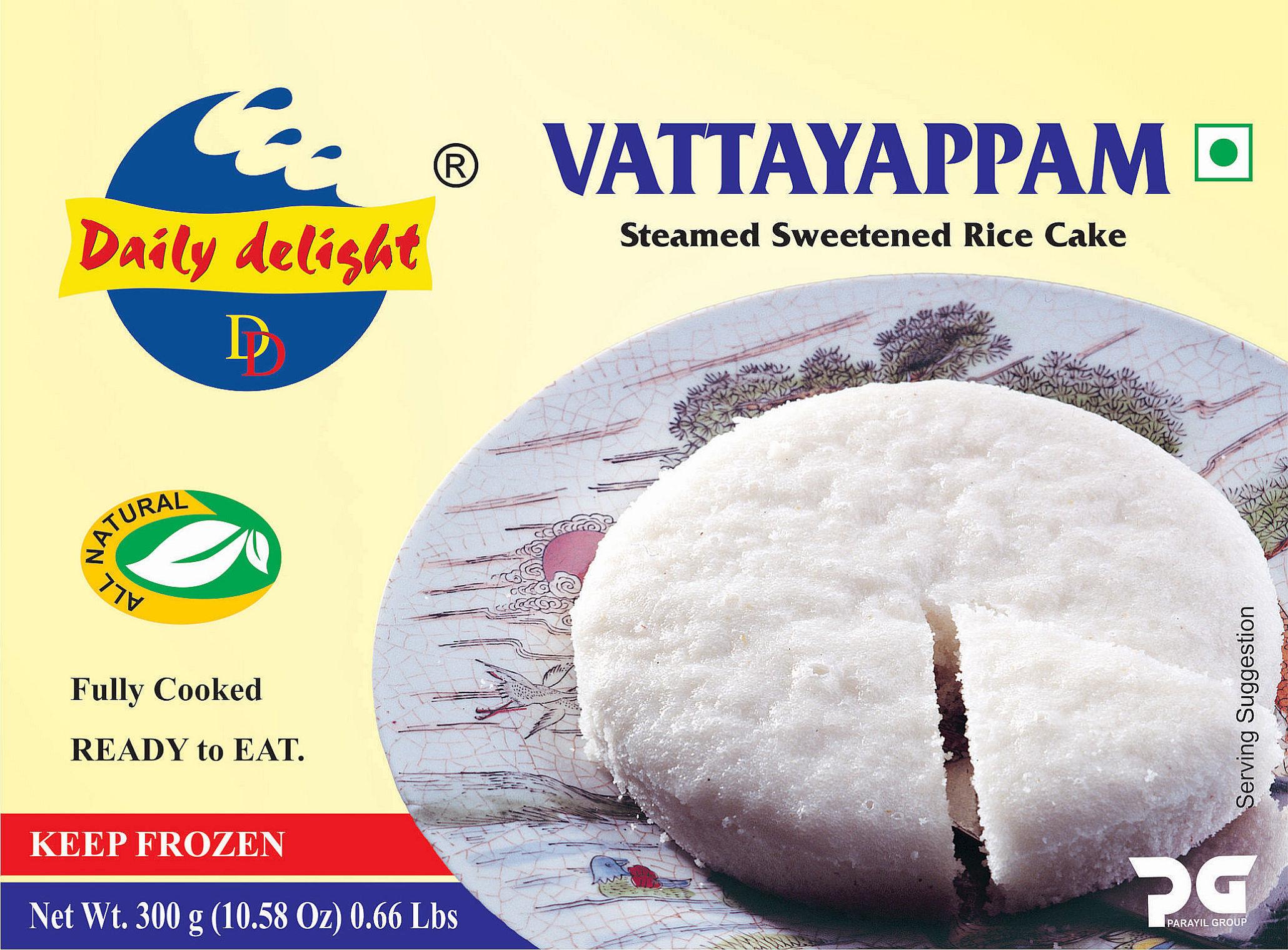 Daily Delight Vattayappam