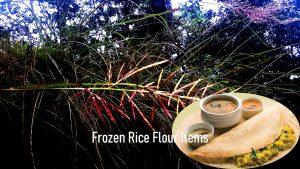 Daily Delight Frozen Rice Flour Items