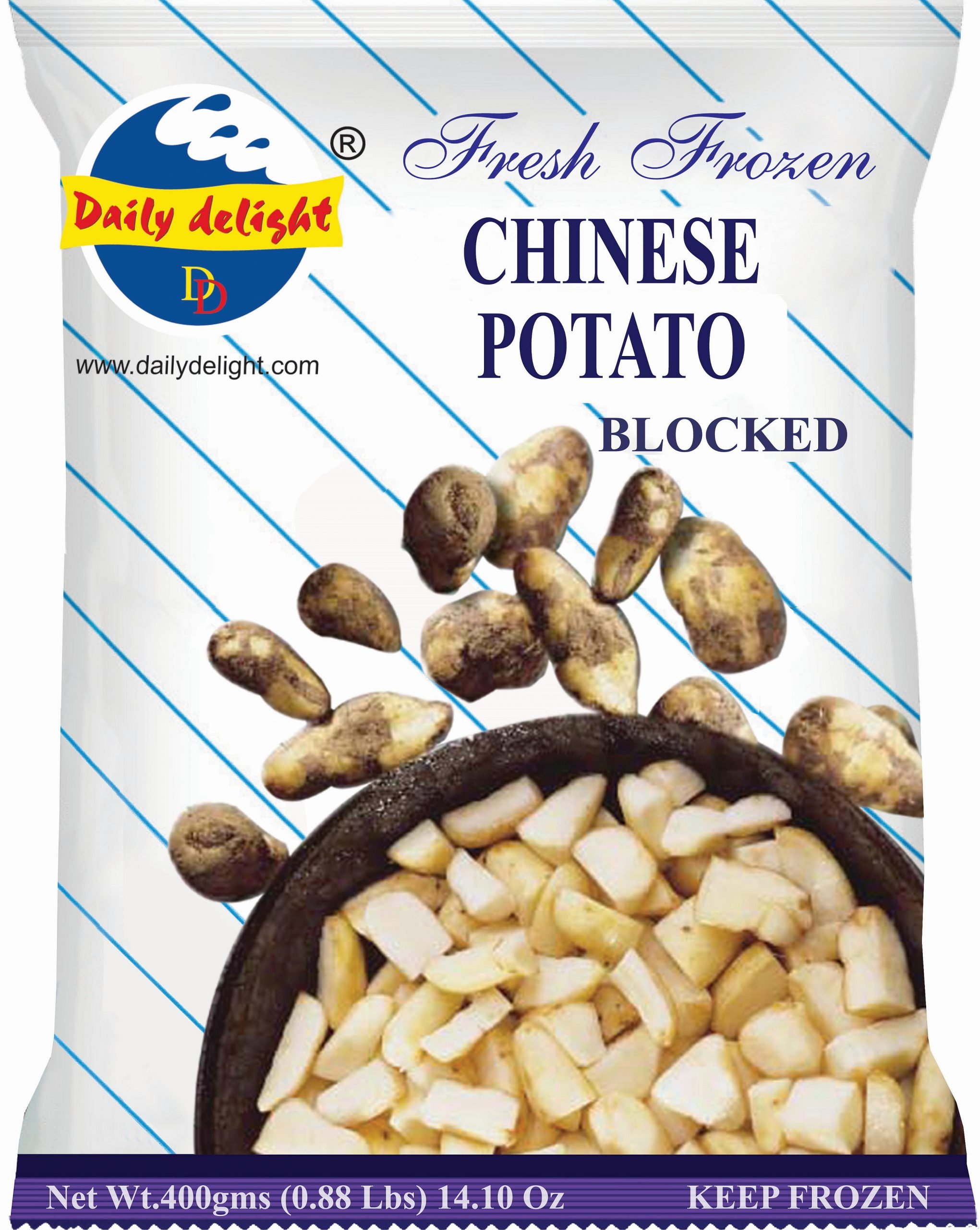 Daily Delight Chinese Potato Blocked